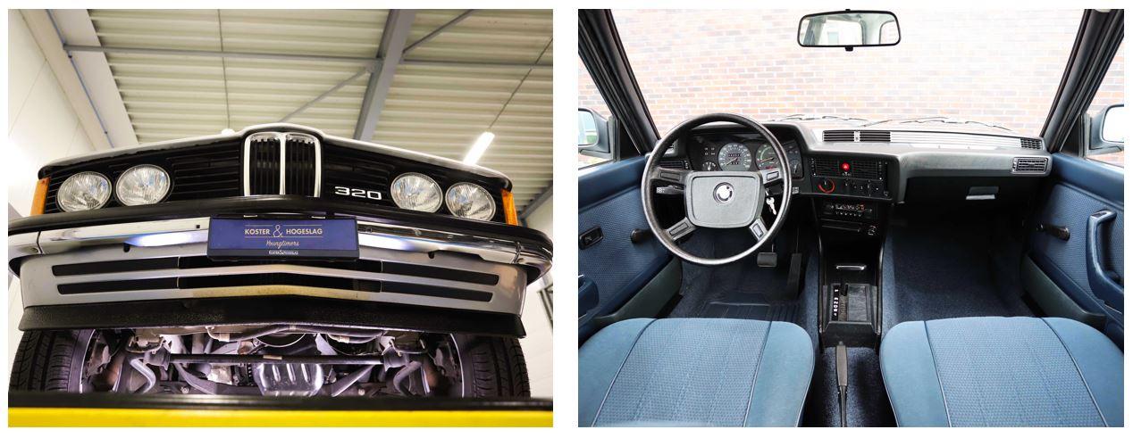 Specs2 - classic car klassieker BMW 320 type E21 6 cilinder - Koster en Hogeslag Automotive.JPG