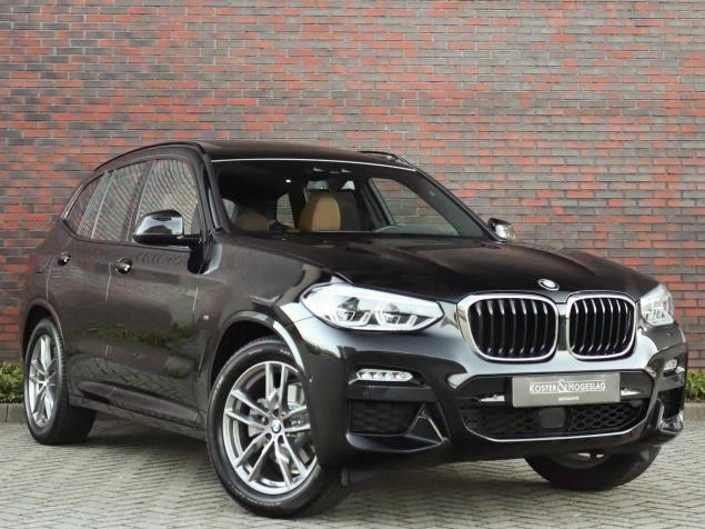 BMW X3 X-Drive 20i M-Sport
