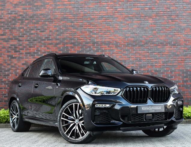 BMW X6 M50d X-Drive