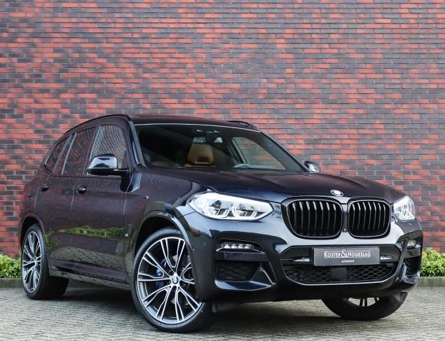 BMW X3 30E X-Drive M-sport