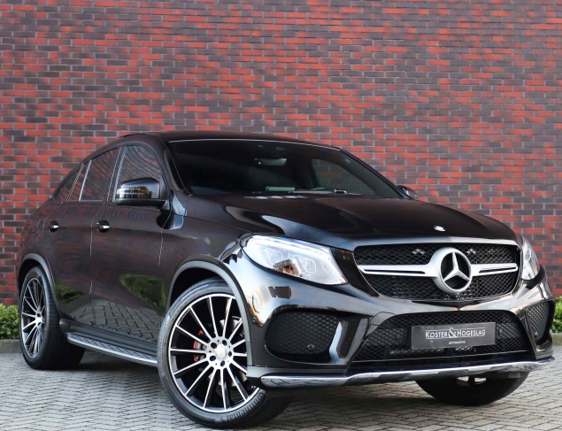 Mercedes-Benz GLE350d 4-Matic