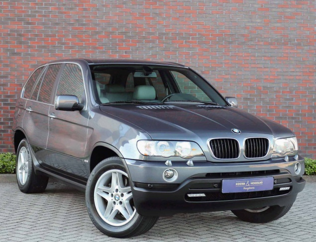 BMW X5 3.0i High Executive