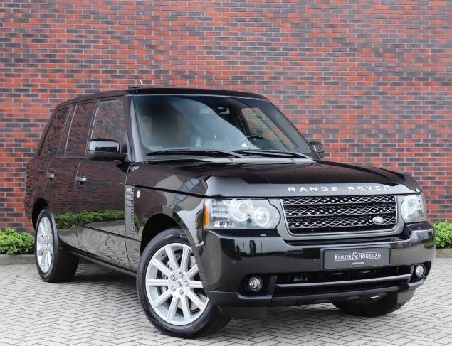 Range Rover 4.4.TDV8 Voque