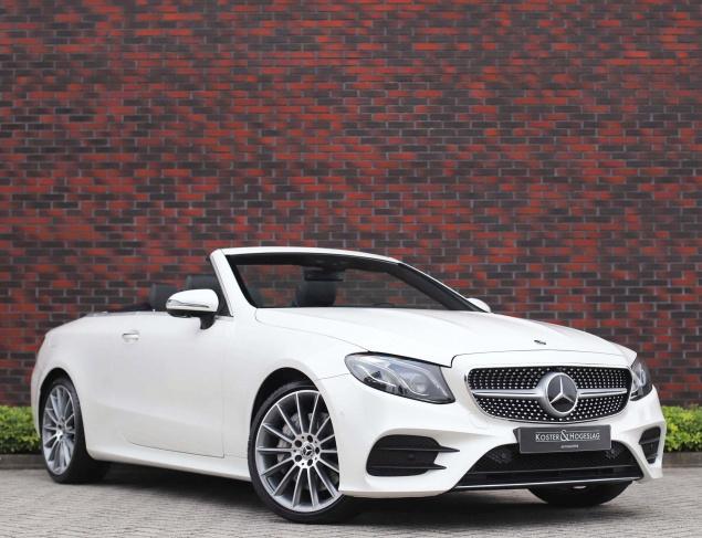 Mercedes-Benz E450 4-Matic Cabrio