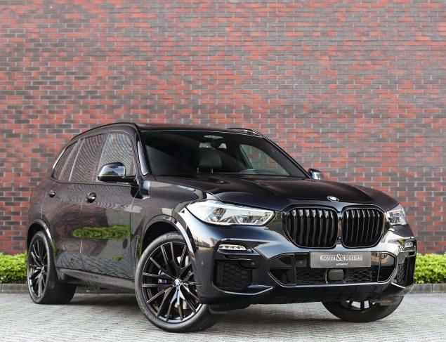 BMW X5 45E X-Drive