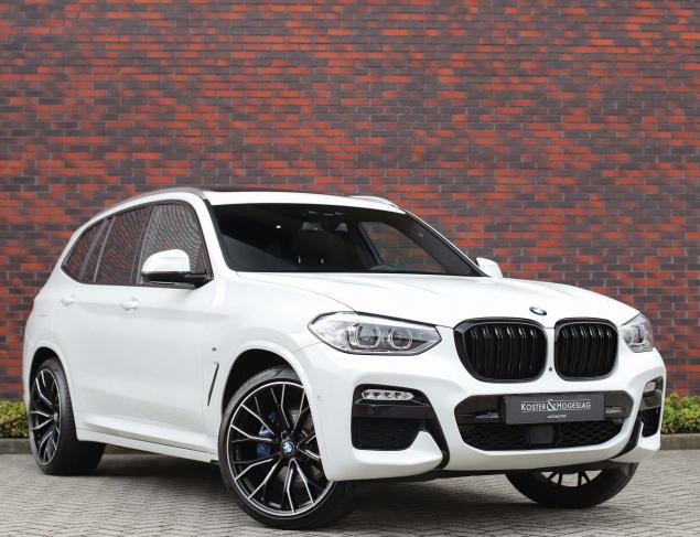 BMW X3 30I X-Drive M-Sport