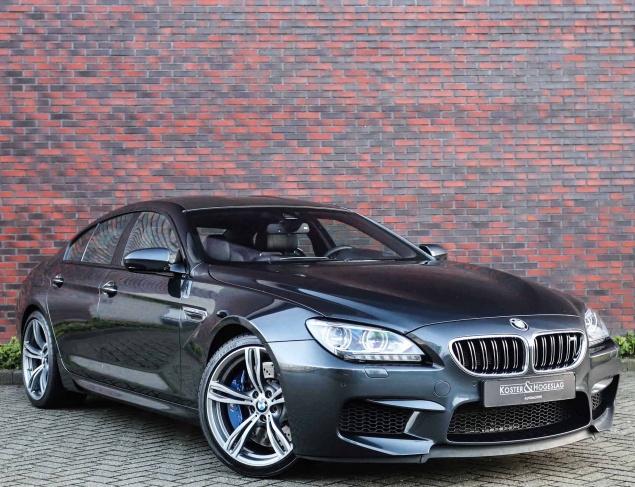 BMW M6 Gran Coupé DKG