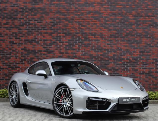 Porsche Cayman GTS