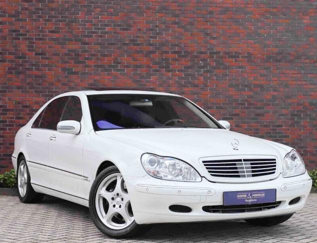 Mercedes-Benz S600 Lang