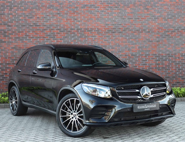 Mercedes-Benz GLC250d 4-matic