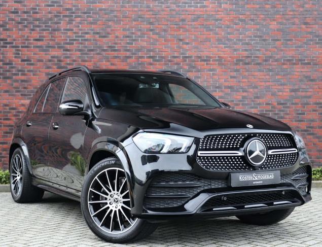 Mercedes-Benz GLE300D 4-matic