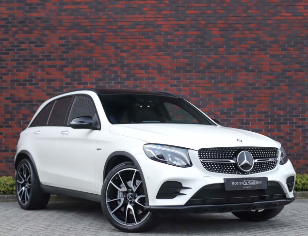 Mercedes-Benz GLC43 AMG 4-Matic