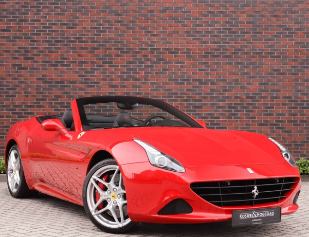 Ferrari California 3.9T