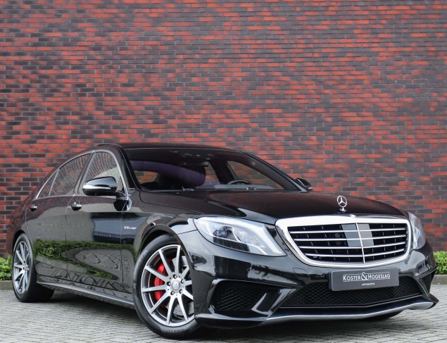 Mercedes-Benz S63 AMG 4-Matic Lang