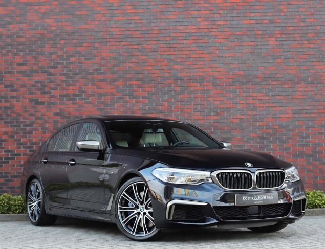 BMW M550i X-Drive