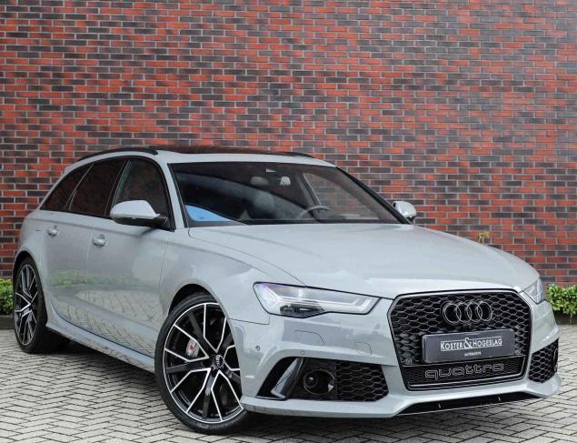 Audi RS6 4.0TFSI Performance
