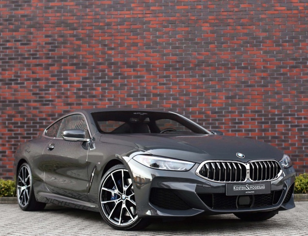 BMW 840d X-Drive