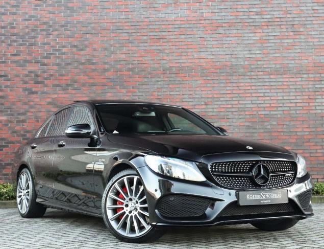 Mercedes-Benz C43 AMG 4-matic