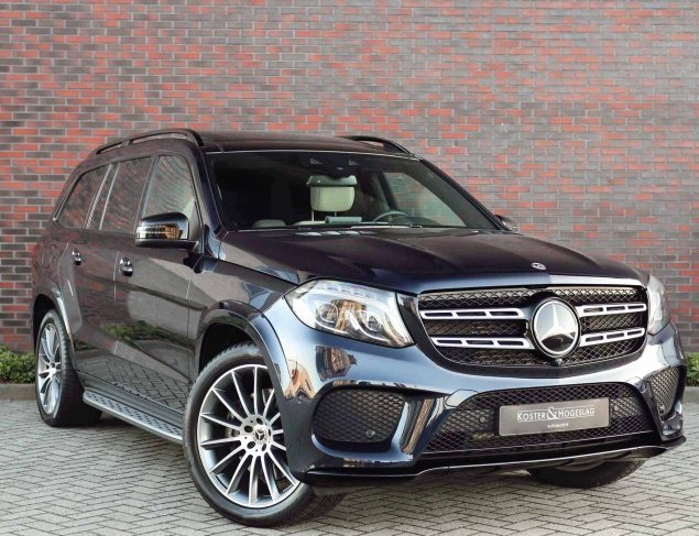 Mercedes-Benz GLS350d 4-Matic AMG