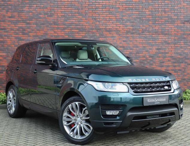 Range Rover HSE SDV8 Autobiography Dynamic
