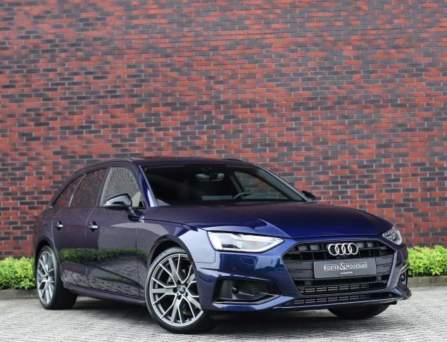 Audi A4 40TFSI Quattro