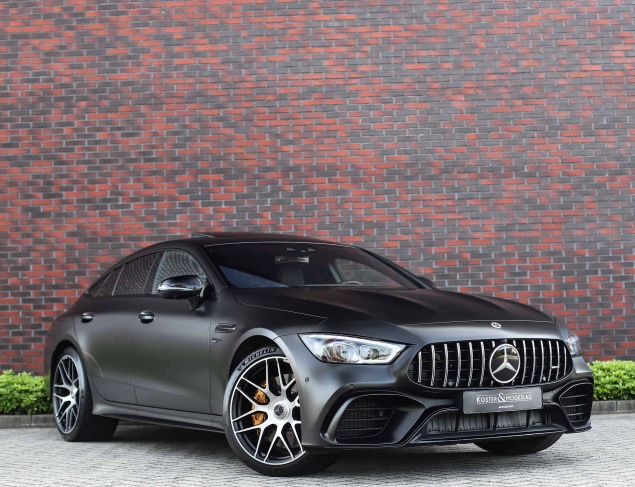 Mercedes-Benz AMG GT 63s 4-Matic