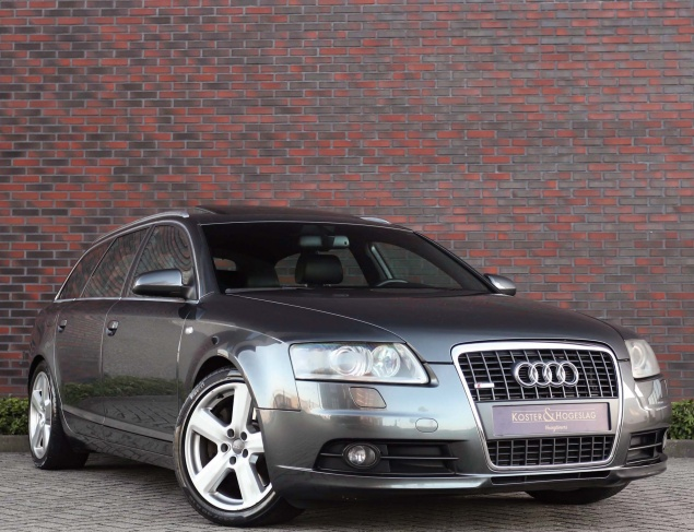 Audi A6 Avant 3.2FSI Quattro S-Line