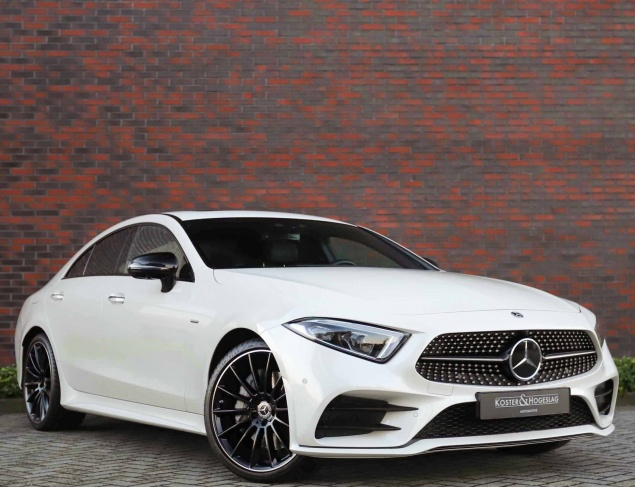 Mercedes-Benz CLS450 4-Matic