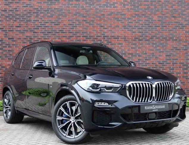 BMW X5 45E X-Drive M-Sport