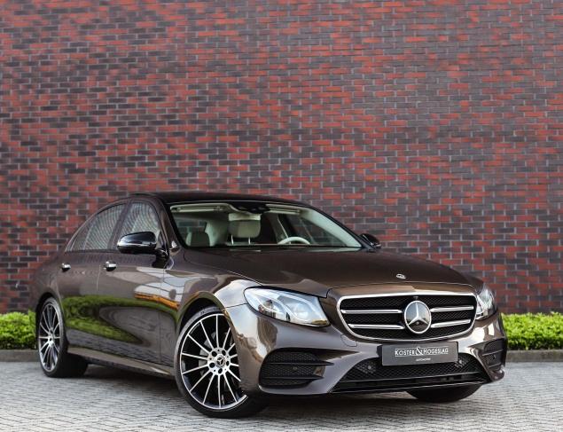 Mercedes-Benz E200 Designo