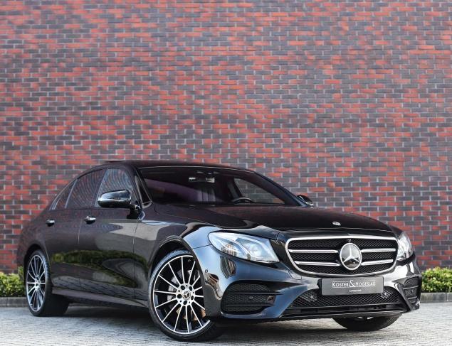 Mercedes-Benz E400d 4-Matic