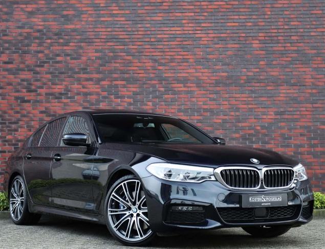 BMW 540D X-Drive M-sport