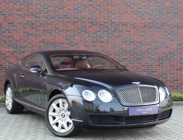 Bentley Continental GT 6.0W12