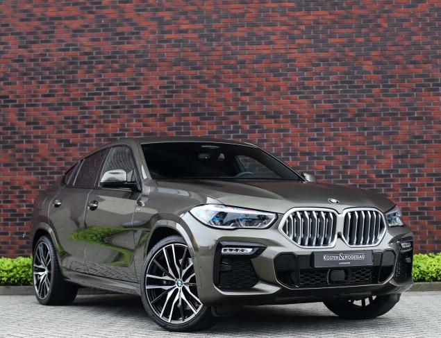 BMW X6 30d X-Drive