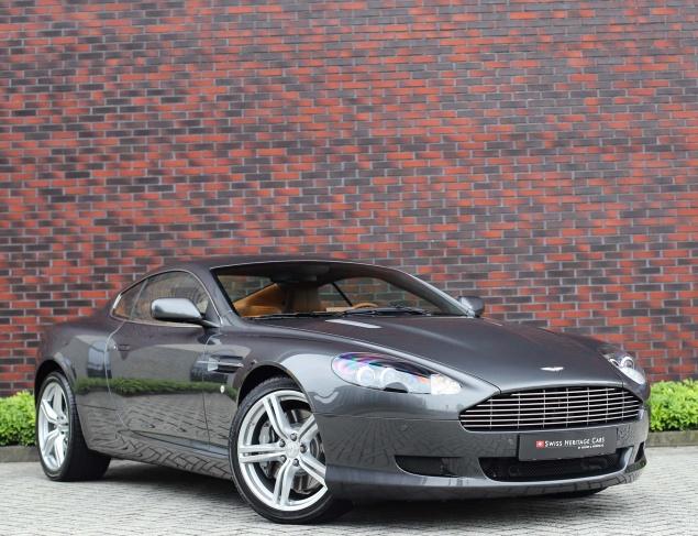Aston Martin DB9 6.0 V12 Touchtronic