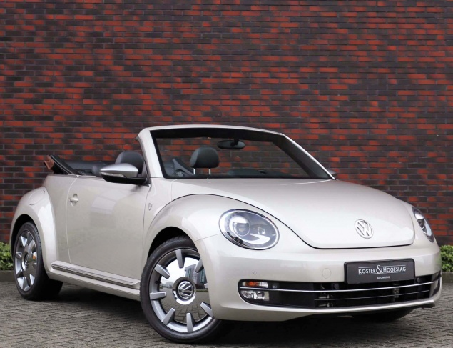 Volkswagen Beetle 1.4 TSI Karmann Edition