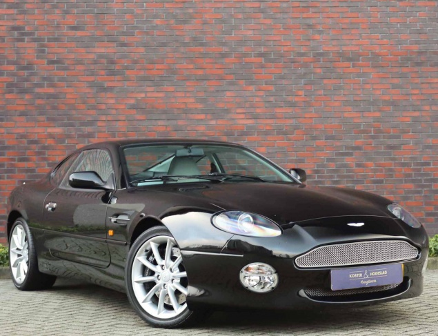 Aston Martin DB7 5.9 V12 Manual