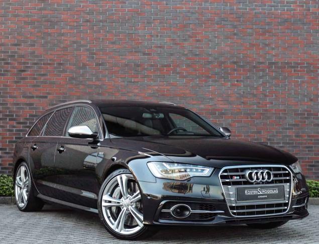 Audi S6 Avant 4.0TFSI Quattro