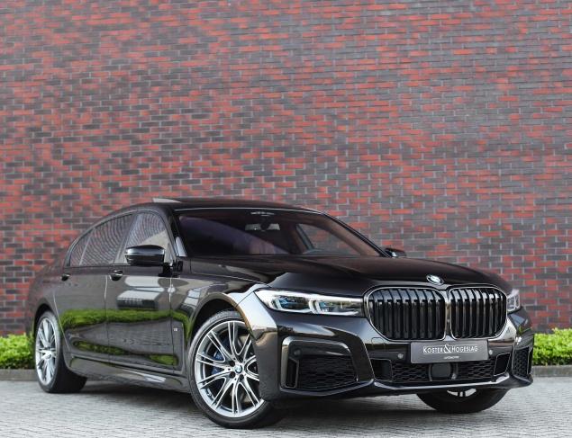 BMW 750Ld X-Drive