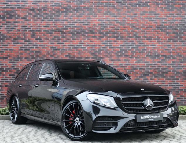 Mercedes-Benz E220d Estate 4-Matic