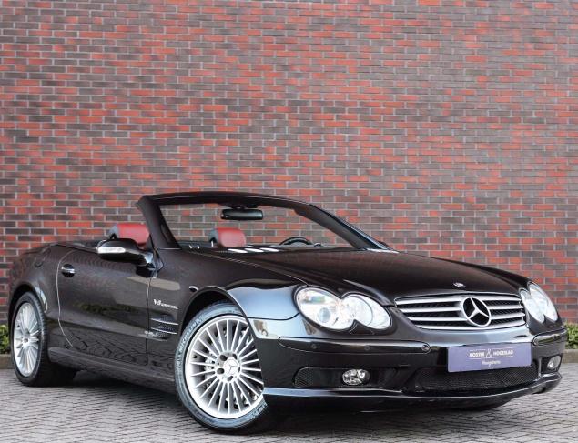 Mercedes-Benz SL55 AMG Designo