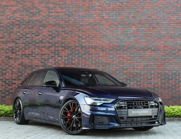 Audi A6 55TFSI Quattro
