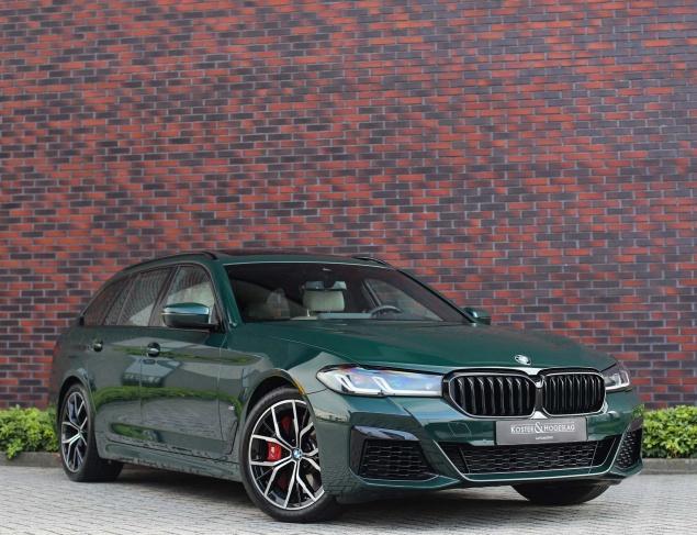 BMW 540I X-Drive