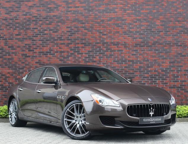Maserati Quattroportre S Q4