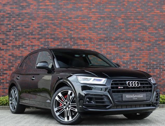 Audi SQ5 3.0TDI Quattro