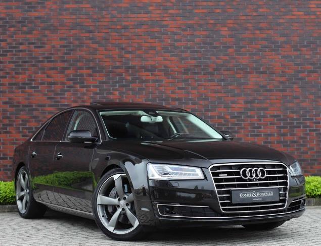 Audi A8 4.0TFSI Quattro