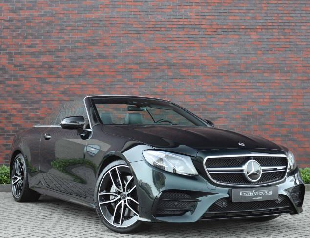 Mercedes-Benz E53 AMG cabriolet