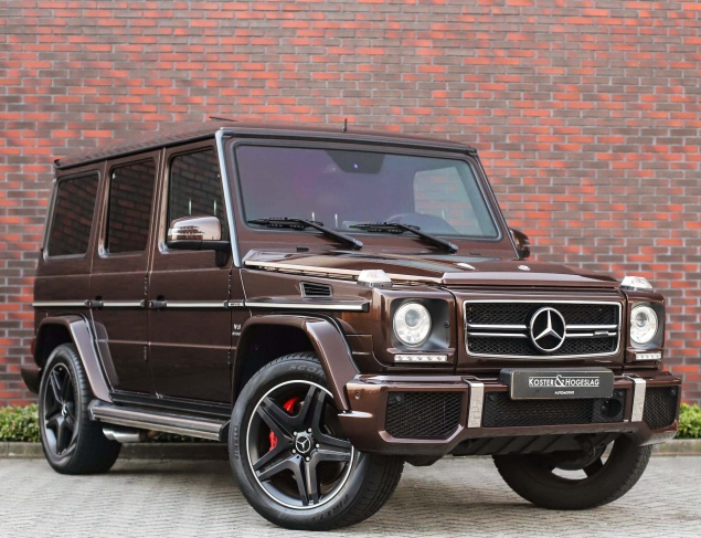 Mercedes-Benz G63 AMG Designo