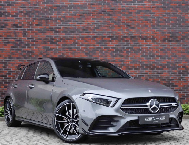 Mercedes-Benz A35 AMG 4-Matic
