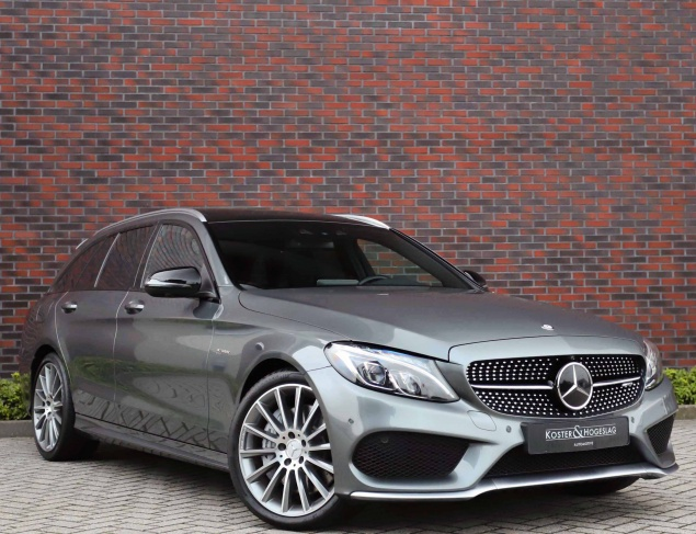 Mercedes-Benz C43 AMG 4-Matic